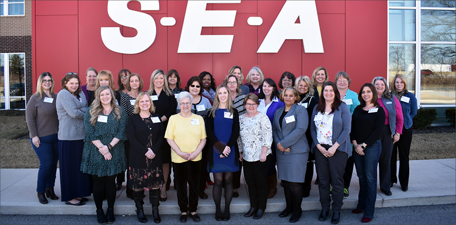 Welcome, S-E-A Administrative Assistants